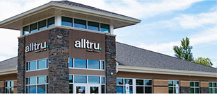 Alltru Credit Union St. Charles Branch location